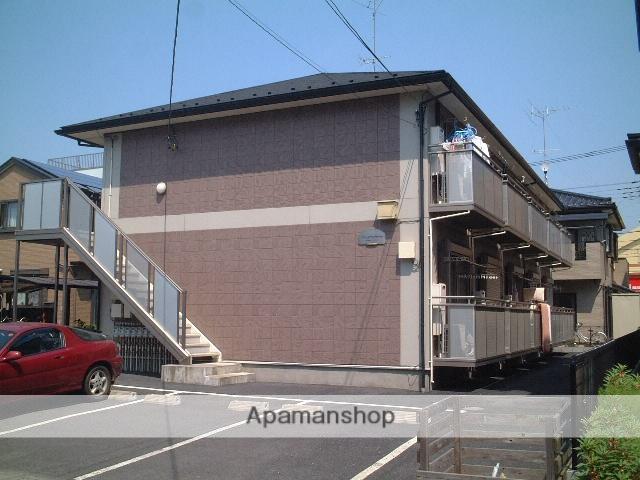 埼玉県上尾市、上尾駅徒歩20分の築15年 2階建の賃貸アパート