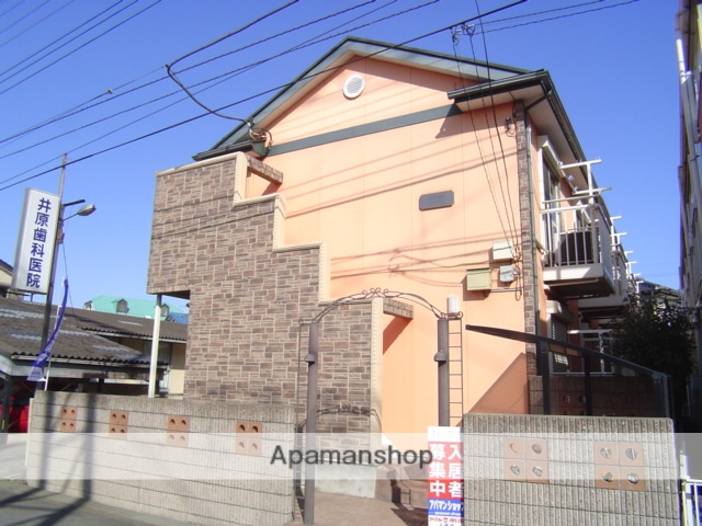 埼玉県上尾市、上尾駅徒歩28分の築15年 2階建の賃貸アパート