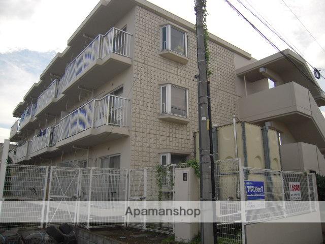 埼玉県上尾市、北上尾駅徒歩12分の築23年 3階建の賃貸マンション