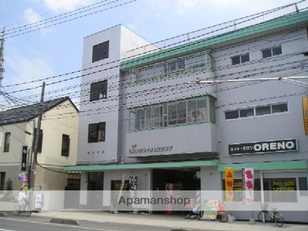 埼玉県上尾市、上尾駅徒歩7分の築44年 3階建の賃貸マンション