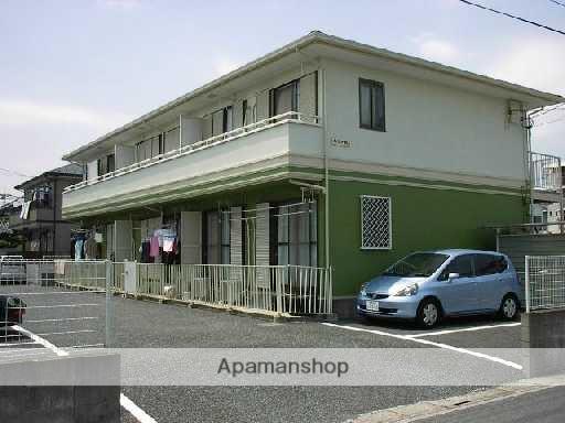 埼玉県桶川市、北上尾駅徒歩13分の築27年 2階建の賃貸アパート
