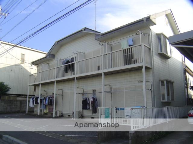 埼玉県上尾市、原市駅徒歩5分の築26年 2階建の賃貸アパート