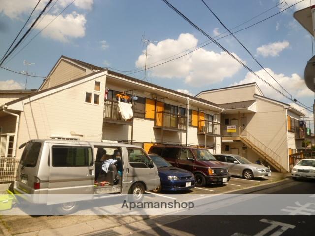 埼玉県上尾市、上尾駅徒歩8分の築24年 2階建の賃貸アパート