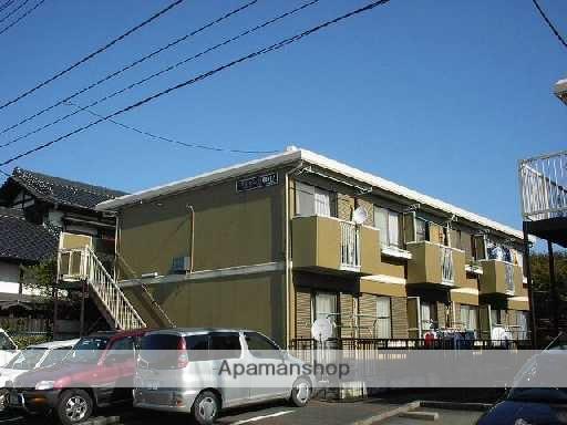 埼玉県桶川市、上尾駅徒歩45分の築31年 2階建の賃貸アパート