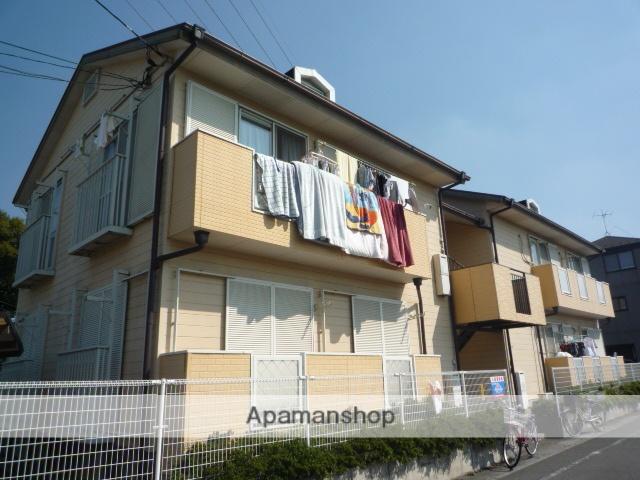 埼玉県上尾市、上尾駅徒歩18分の築28年 2階建の賃貸アパート