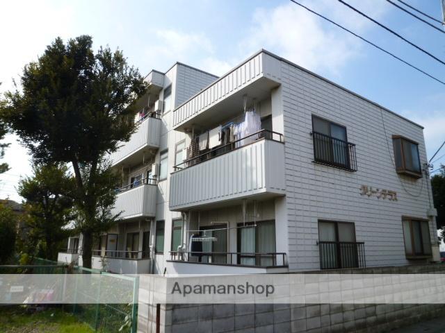 埼玉県上尾市、上尾駅徒歩7分の築22年 3階建の賃貸マンション