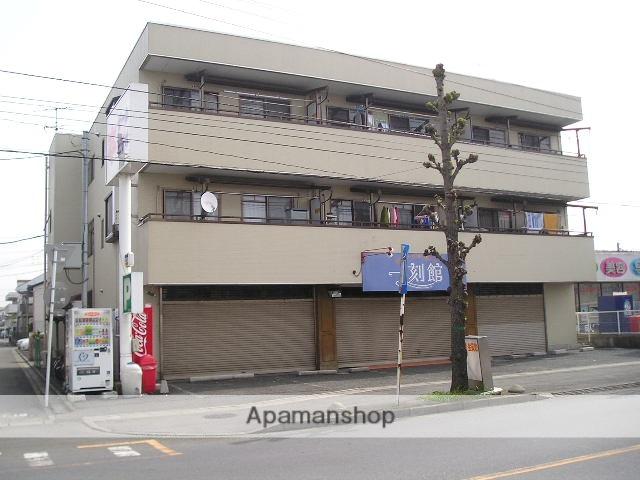 埼玉県上尾市、上尾駅徒歩15分の築26年 3階建の賃貸マンション
