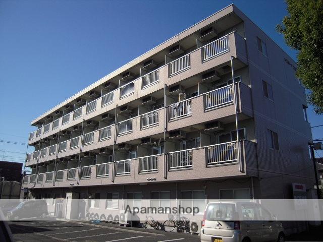 埼玉県北本市、桶川駅徒歩65分の築21年 4階建の賃貸マンション