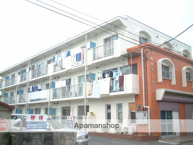 埼玉県桶川市、北上尾駅徒歩29分の築32年 3階建の賃貸マンション