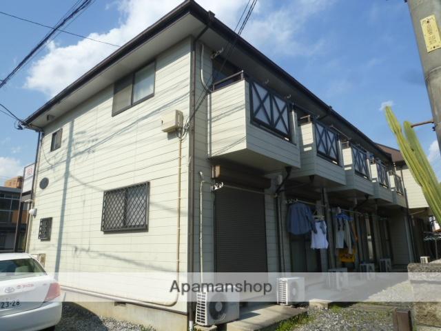 埼玉県桶川市、北上尾駅徒歩16分の築24年 2階建の賃貸アパート