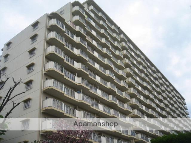 埼玉県上尾市、上尾駅徒歩3分の築33年 14階建の賃貸マンション