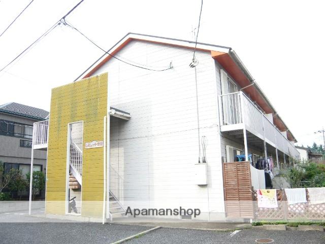 埼玉県上尾市、上尾駅徒歩12分の築27年 2階建の賃貸アパート