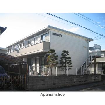 埼玉県桶川市、上尾駅徒歩32分の築27年 2階建の賃貸アパート