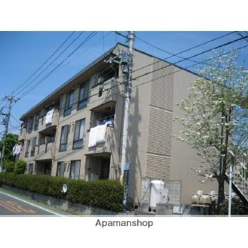 埼玉県上尾市、北上尾駅徒歩14分の築25年 3階建の賃貸マンション
