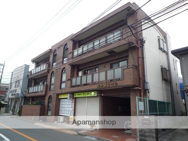 埼玉県上尾市、上尾駅徒歩5分の築29年 3階建の賃貸マンション
