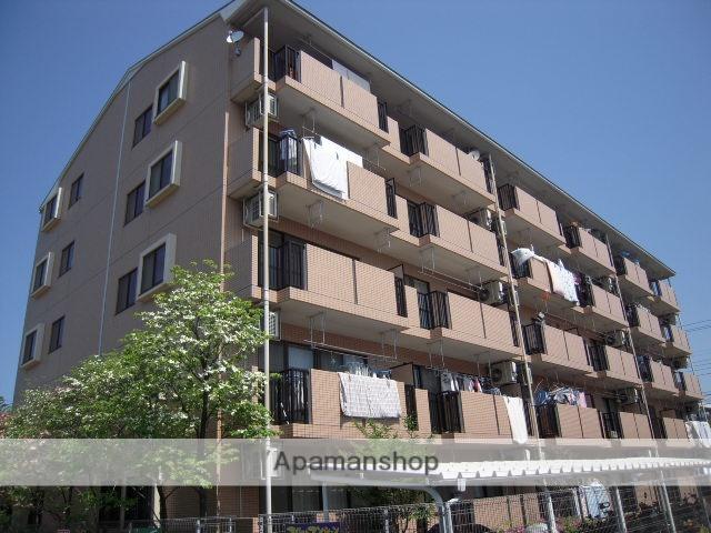 埼玉県桶川市、上尾駅徒歩52分の築19年 5階建の賃貸マンション