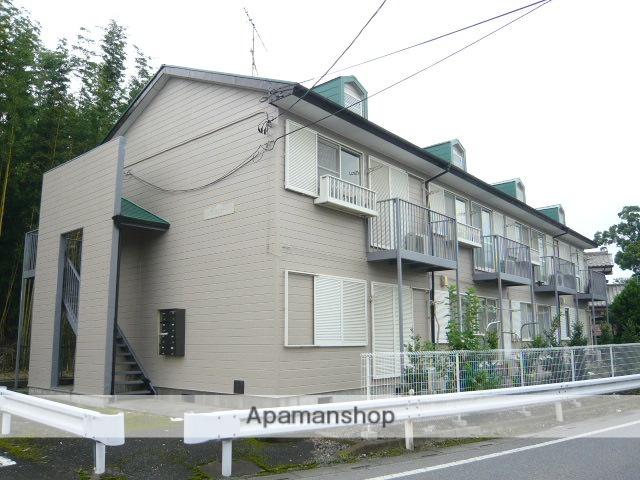 埼玉県上尾市、上尾駅バス15分平方神社前下車後徒歩3分の築27年 2階建の賃貸アパート