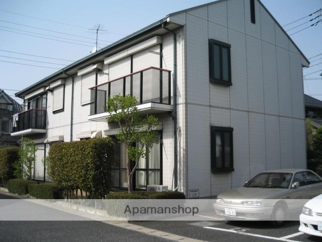 埼玉県上尾市、北上尾駅徒歩20分の築24年 2階建の賃貸アパート