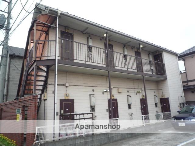 埼玉県上尾市、上尾駅徒歩13分の築25年 2階建の賃貸アパート