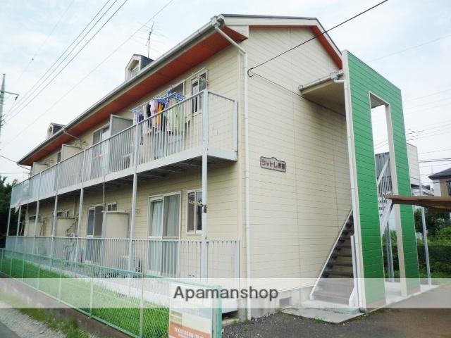 埼玉県上尾市、上尾駅徒歩9分の築26年 2階建の賃貸アパート