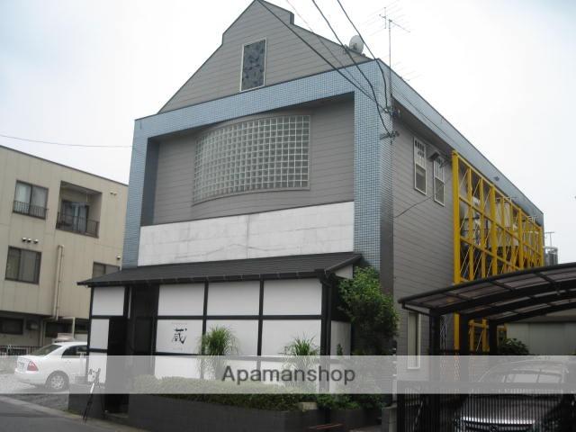 埼玉県上尾市、上尾駅徒歩30分の築27年 2階建の賃貸アパート