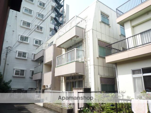 埼玉県上尾市、上尾駅徒歩5分の築34年 3階建の賃貸マンション