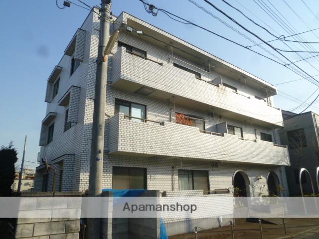 埼玉県上尾市、上尾駅徒歩18分の築29年 3階建の賃貸マンション