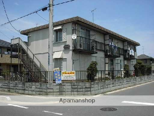埼玉県桶川市、北上尾駅徒歩7分の築30年 2階建の賃貸アパート