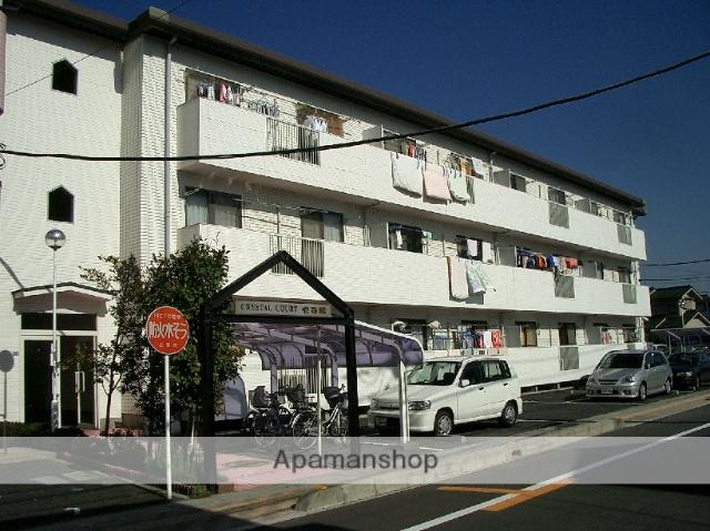 埼玉県上尾市、上尾駅徒歩8分の築24年 3階建の賃貸マンション