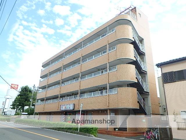 埼玉県上尾市、宮原駅徒歩44分の築26年 5階建の賃貸マンション