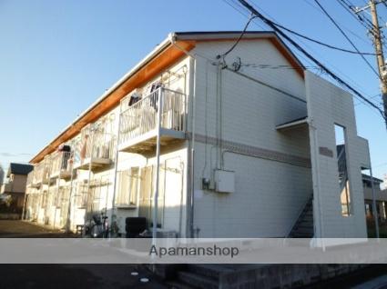 埼玉県北足立郡伊奈町、内宿駅徒歩6分の築25年 2階建の賃貸アパート