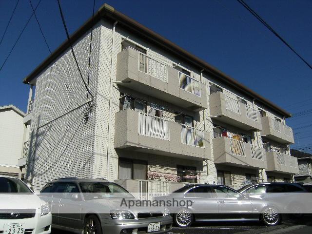 埼玉県上尾市、上尾駅徒歩30分の築26年 3階建の賃貸アパート