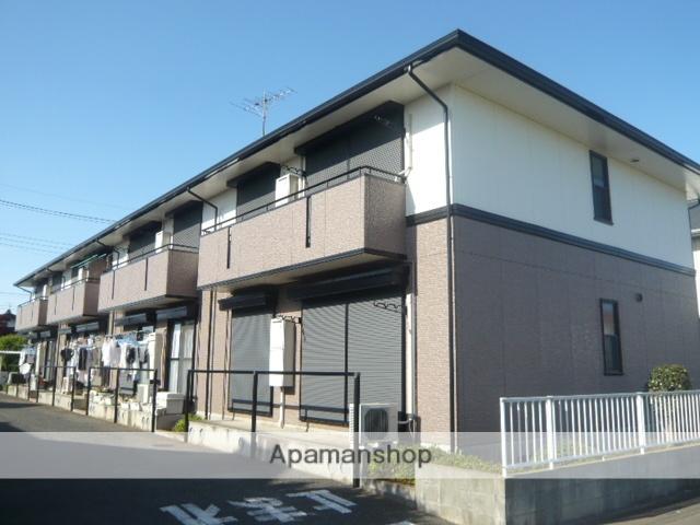 埼玉県桶川市、桶川駅徒歩25分の築20年 2階建の賃貸アパート