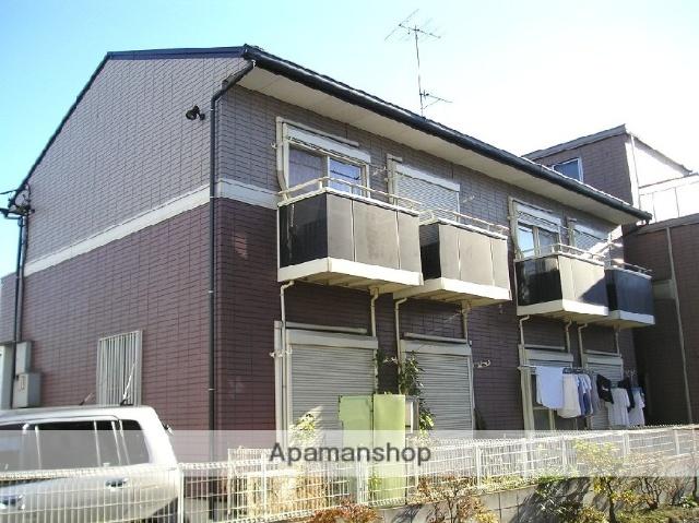 埼玉県上尾市、上尾駅徒歩35分の築20年 2階建の賃貸アパート
