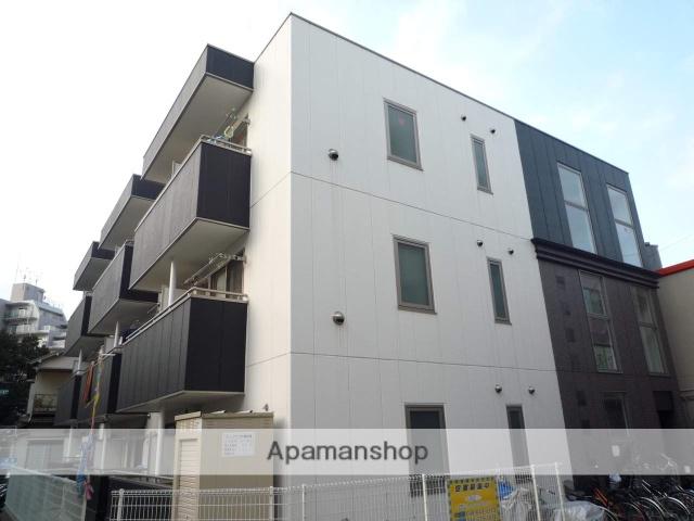 埼玉県上尾市、上尾駅徒歩1分の築10年 3階建の賃貸マンション