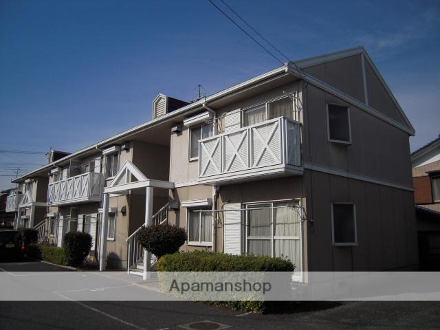 埼玉県桶川市、北上尾駅徒歩45分の築24年 2階建の賃貸アパート