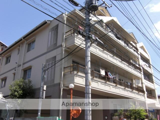 埼玉県上尾市、上尾駅徒歩6分の築24年 6階建の賃貸マンション