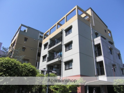 埼玉県上尾市、上尾駅徒歩6分の築20年 6階建の賃貸マンション