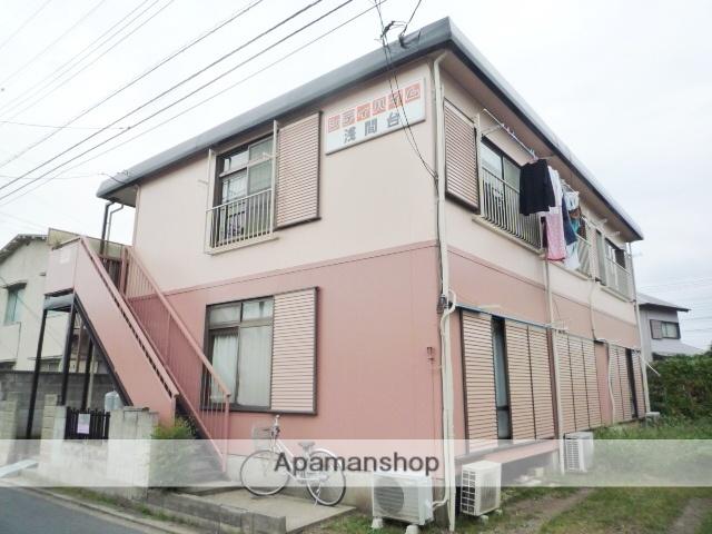 埼玉県上尾市、上尾駅徒歩25分の築31年 2階建の賃貸アパート