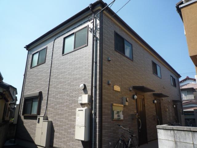 埼玉県上尾市、上尾駅徒歩12分の築10年 2階建の賃貸タウンハウス