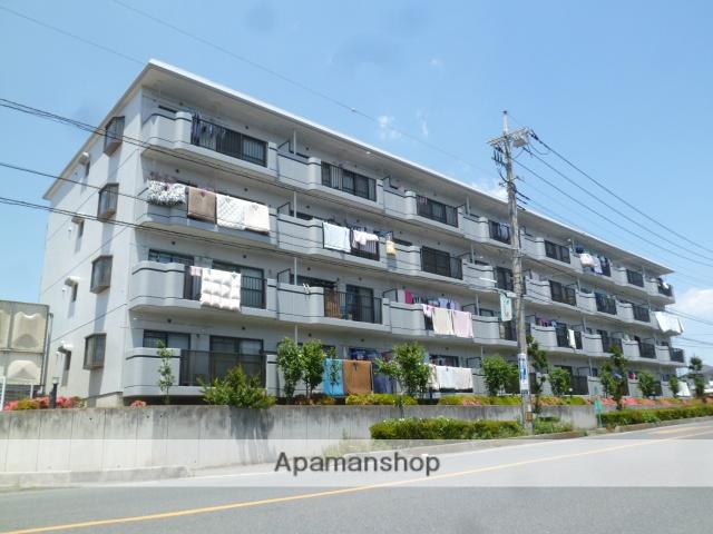 埼玉県上尾市、上尾駅徒歩46分の築23年 4階建の賃貸マンション