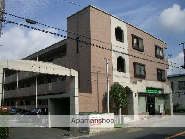 埼玉県桶川市、桶川駅徒歩8分の築18年 3階建の賃貸マンション