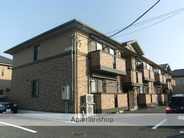 埼玉県北本市、北本駅徒歩16分の築14年 2階建の賃貸アパート