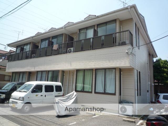 埼玉県上尾市、上尾駅徒歩28分の築26年 2階建の賃貸アパート