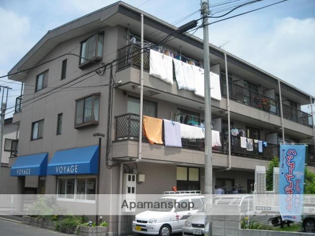 埼玉県上尾市、上尾駅徒歩30分の築21年 3階建の賃貸マンション
