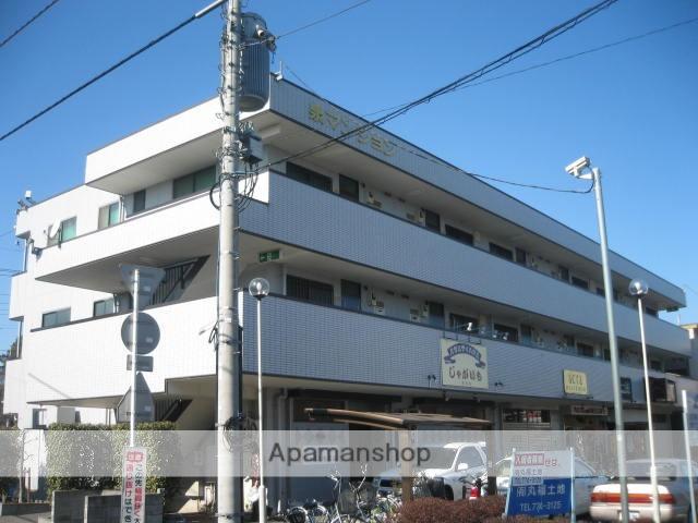 埼玉県上尾市、北上尾駅徒歩23分の築22年 3階建の賃貸マンション
