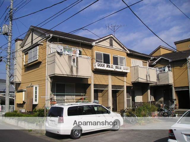 埼玉県上尾市、桶川駅徒歩19分の築30年 2階建の賃貸テラスハウス