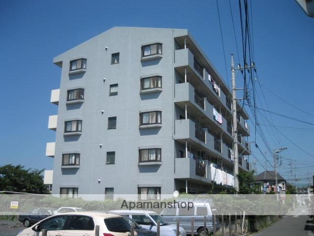 埼玉県上尾市、上尾駅徒歩16分の築24年 5階建の賃貸マンション