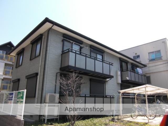 埼玉県上尾市、上尾駅徒歩6分の築15年 2階建の賃貸アパート
