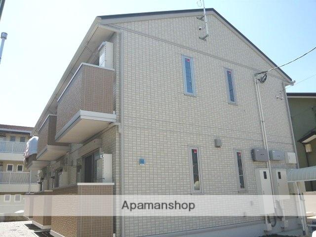 埼玉県上尾市、上尾駅徒歩12分の築3年 2階建の賃貸アパート